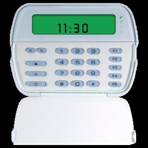 TECLADO CON ICONO DE IMAGEN LCD PK5501